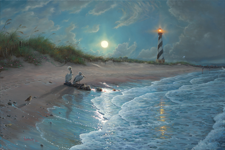 Mark Keathley's Moonlit Cove