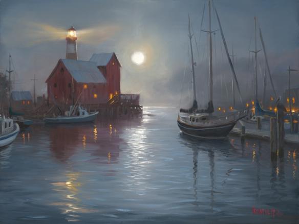 Harbor Moon Mark Keathley