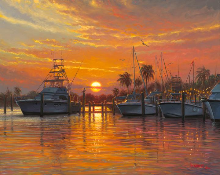 sunsetharbor